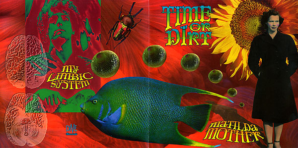 Time Or Dirt: Matilda Mother cover art